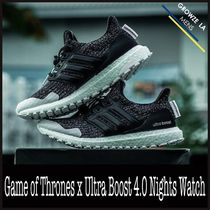 ★【adidas】Game of Thrones x Ultra Boost 4.0 Nights Watch