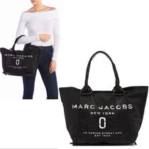 Marc by Marc Jacobs(マークバイマークジェイコブス) トートバッグ セール☆ マークジェイコブス  A4も入る ナイロンロゴトート
