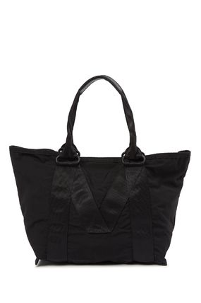 Marc by Marc Jacobs トートバッグ セール☆ マークジェイコブス  A4も入る ナイロンロゴトート(2)