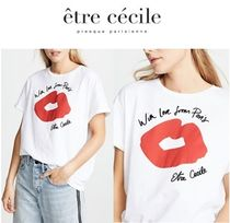 Etre Cecile(エトレ セシル) Tシャツ・カットソー Etre Cecile パリキス特大ティー