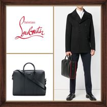 ★★Christian Louboutin《STREETWALL BRIEFCASE》送料込み★★