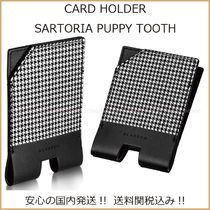 即日発送【KLASSE14】CARD HOLDER SARTORIA PUPPY TOOTH☆送料込