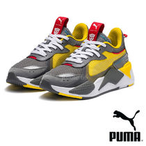 PUMA x TRANSFORMERS★大人でも履ける!キッズサイズのRS-X Toys