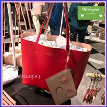 【kate spade】year of the pig★ポーチ付トート little len★