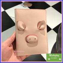 【【kate spade】year of the pig★パスポートケース imogene★