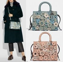 Coach ◆ 35583 Rogue 25 with crystal tea rose