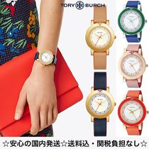 日本未入荷☆Tory Burch ELLSWORTH WATCH LEATHER 海外限定新作