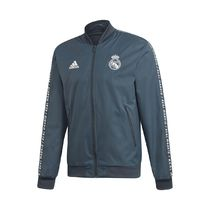 ADIDAS★ DP5184 Bomber-Style Zip-Up Sweatshirt