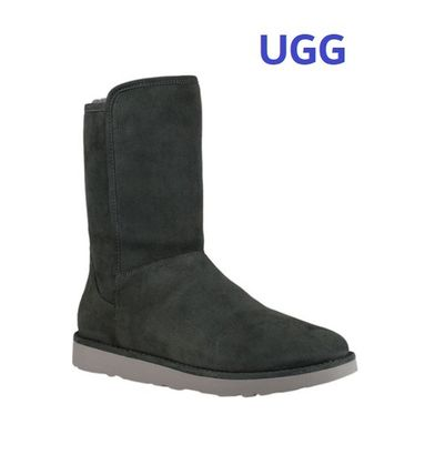 セール!UGG Abree Short II Boot / Grigio Suede