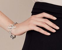 【HERMES】★Chaine d'Ancre, petit modele ブレスレット