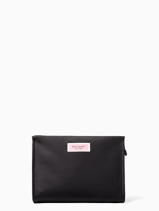 kate spade new york メイクポーチ 最新作!!☆kate spade☆サム ナイロン コスメポーチ(2)