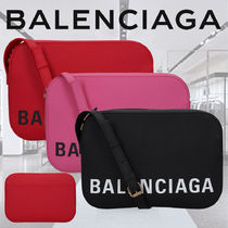 **BALENCIAGA**バレンシアガ★Ville S leather camera bag 3色
