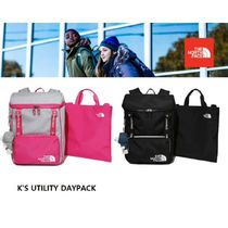 [THE NORTH FACE] ★19SS新作★KIDS UTILITY DAYPACK_NM2DK03