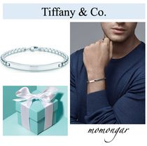 Tiffany & Co(ティファニー) ブレスレット [Tiffany & Co.] Venetian Link I.D. Bracelet☆シルバー
