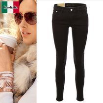 MICHAEL KORS  Skinny Jeans With Zip