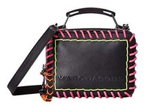 Marc Jacobs☆The Box 20 Whipstitches Leather Handbag