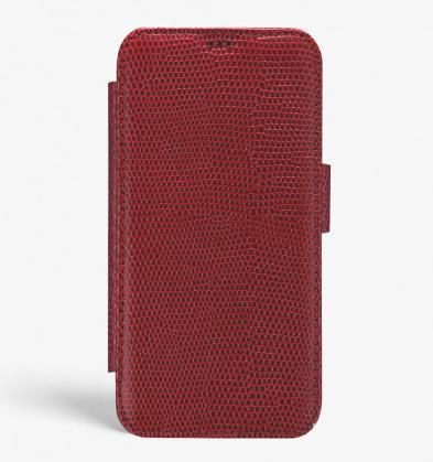 THE CASE FACTORY スマホケース・テックアクセサリー 関税送料込☆THE CASEFACTORY☆IPHONE X/XS CARDCASE LIZARD(3)