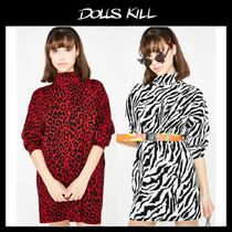 関税/送料込 *DOLLS KILL*NEIVE JUMPER