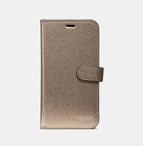 Coach ◆ iPhone Folio XS MAX, X/XS Platinum