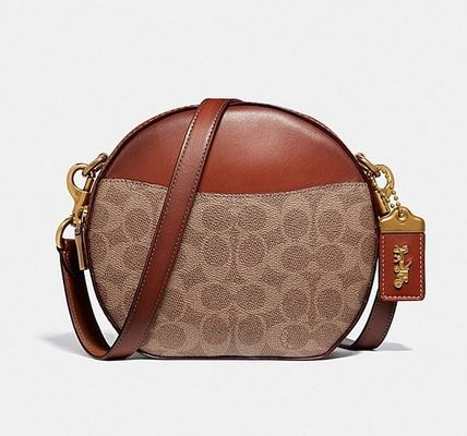 Coach ショルダーバッグ・ポシェット Coach ◆ 38680 Canteen crossbody in signature canvas