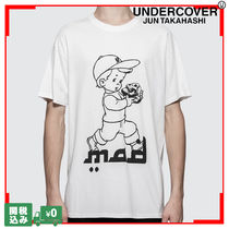 UNDERCOVER mad boy Tシャツ プリント TEE ロゴ 関税送料込