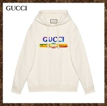 GUCCI(グッチ)★Gucci fake Hoodie★ (送料込み・国内発送)