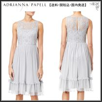 【海外限定】AdriannaPapellドレス☆Embroidered Party Dress