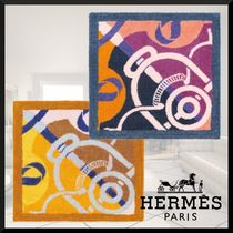 HERMES★エルメス★Eperons d' Or square★ビーチタオル