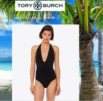 Tory burch☆リゾート☆大胆セクシー ホルターネックONE-PIECE☆
