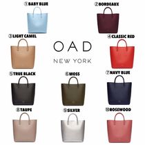 OAD NEW YORK(オーエーディー ニューヨーク) トートバッグ 【OAD NEW YORK】大人気〓 TALL CARRYALL TOTE