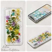 UrbanOutfitters★Buncha Flowers iPhone X Case