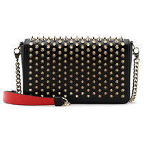 Christian Louboutin 19SS Zoompouch チェーン ショルダーバック