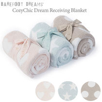 BAREFOOT DREAMS CozyChic DreamReceiving Blanket ブランケット