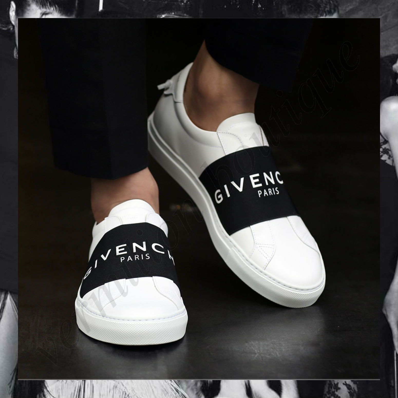 GIVENCHY GIVENCHY Loafers \u0026 Slip-ons
