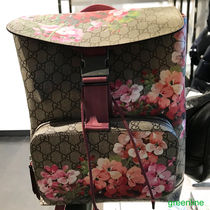GUCCI[SALE]GG Blooms Mサイズ バックパック★国内発送