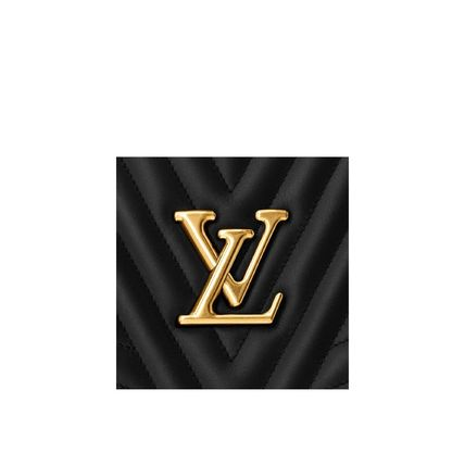Louis Vuitton トートバッグ 19SS♪国内直営♪LOUIS VUITTON ニューウェーブ チェーントート(5)