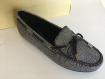 Michael Kors Sutton Shearling Lined Moccasins セール