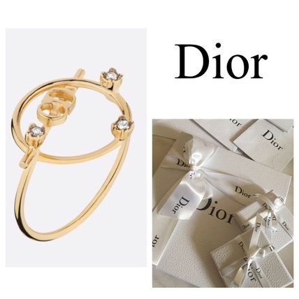 Diorフランス買付け〓関税込み リング Bague D-Round
