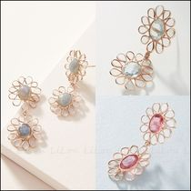Anthropologie★Desert Flower Drop Earrings ピアス