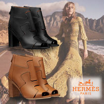 HERMES直営店★Rock ankle boot  ロック アンクルブーツ 2色♪