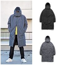 日本未入荷SAINTPAINのSP MELLING BENCH LONG PARKA 全2色