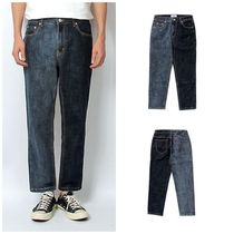 日本未入荷SAINTPAINのSP RYTON HALF DENIM PANTS