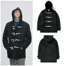 日本未入荷SAINTPAINのSP ELLON LONG DUFFLE COAT