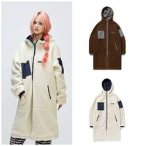 SAINTPAINのSP TEPIC REVERSIBLE LONG COACH JACKET 全2色