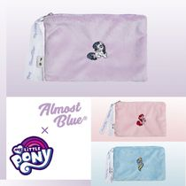 ALMOSTBLUE★× MY LITTLE PONY★FUR POUCH