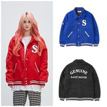 日本未入荷SAINTPAINのSP DALLAS STADIUM JACKET 全3色
