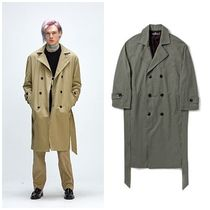 日本未入荷SAINTPAINのSP BAKER TRENCH COAT 全2色