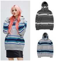 日本未入荷SAINTPAINのSP COBAN STRIPE HOOD KNIT 全2色