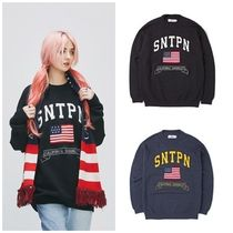 日本未入荷SAINTPAINのSP LITTLE RUSSELL KNIT 全2色