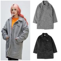 日本未入荷SAINTPAINのSP SMYER HALF COAT 全2色